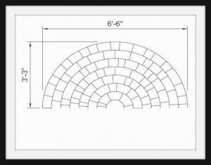 Arch Medium 3 Rad