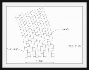 Arch Extens 4-24.5  O-Rad